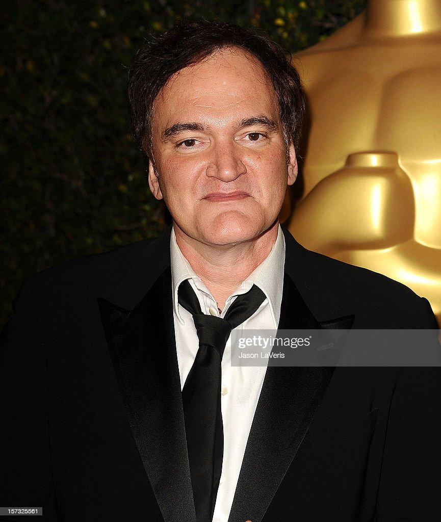 <a gi-track='captionPersonalityLinkClicked' href=/galleries/search?phrase=Quentin+Tarantino&family=editorial&specificpeople=171796 ng-click='$event.stopPropagation()'>Quentin Tarantino</a> attends the Academy of Motion Pictures Arts and Sciences' 4th annual Governors Awards at The Ray Dolby Ballroom at Hollywood & Highland Center on December 1, 2012 in Hollywood, California.