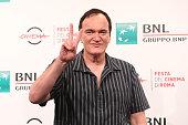 Quentin Tarantino Photocall - 16th Rome Film Fest 2021