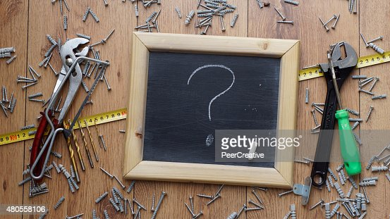 Question mark : Stock Photo
