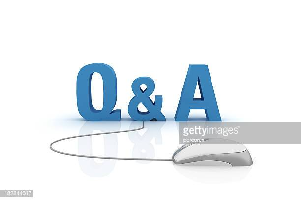 Questions and Answers with Computer Mouse