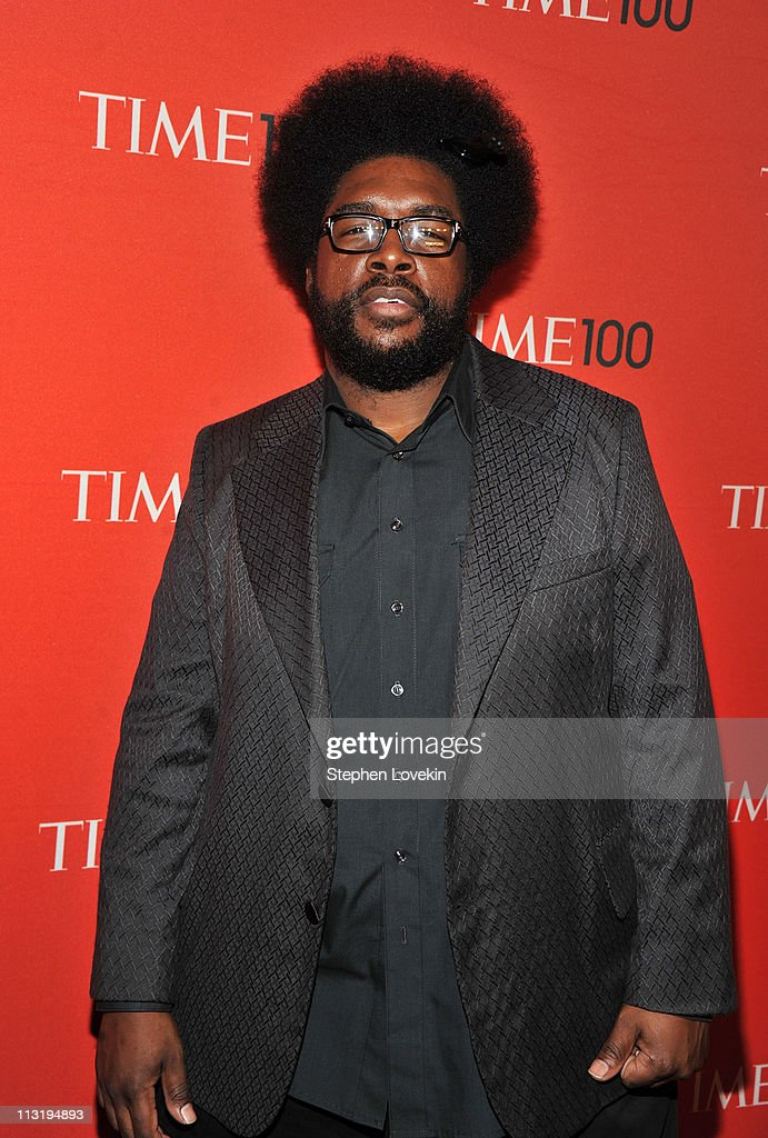 DJ <a gi-track='captionPersonalityLinkClicked' href=/galleries/search?phrase=Questlove&family=editorial&specificpeople=537550 ng-click='$event.stopPropagation()'>Questlove</a> attends the TIME 100 Gala, TIME'S 100 Most Influential People In The World at Frederick P. Rose Hall, Jazz at Lincoln Center on April 26, 2011 in New York City.