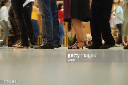 queue - Warteschlange