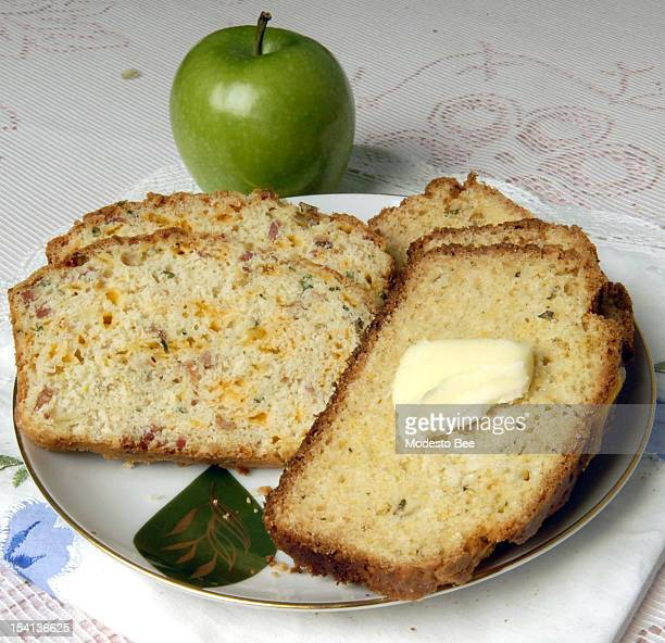 Quick breads are just what the name implies mix bake take and share relying on baking soda or baking powder for rise instead of waiting for yeast