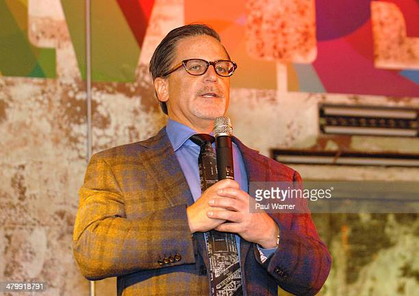 Quicken Loans founder Dan Gilbert attends the opening of the Detroit Institute Of Music Education on March 20 2014 in Detroit Michigan