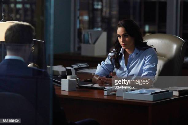 SUITS 'Quid Pro Quo' Episode 615 Pictured Meghan Markle as Rachel Zane