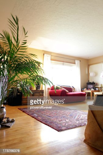 Quiet Living Room