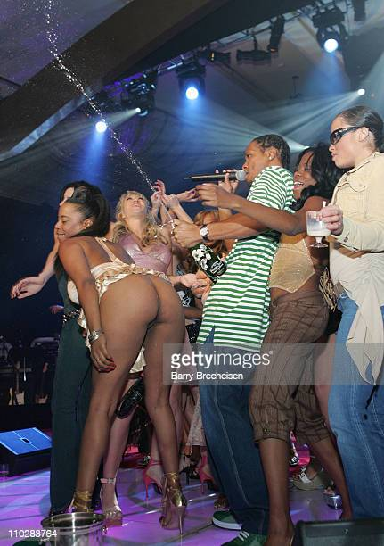 DJ Quik during 23rd Annual AVN Awards Show at Venetian Hotel in Las Vegas Nevada United States