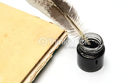 Quill And Ink Stock Photo Thinkstock