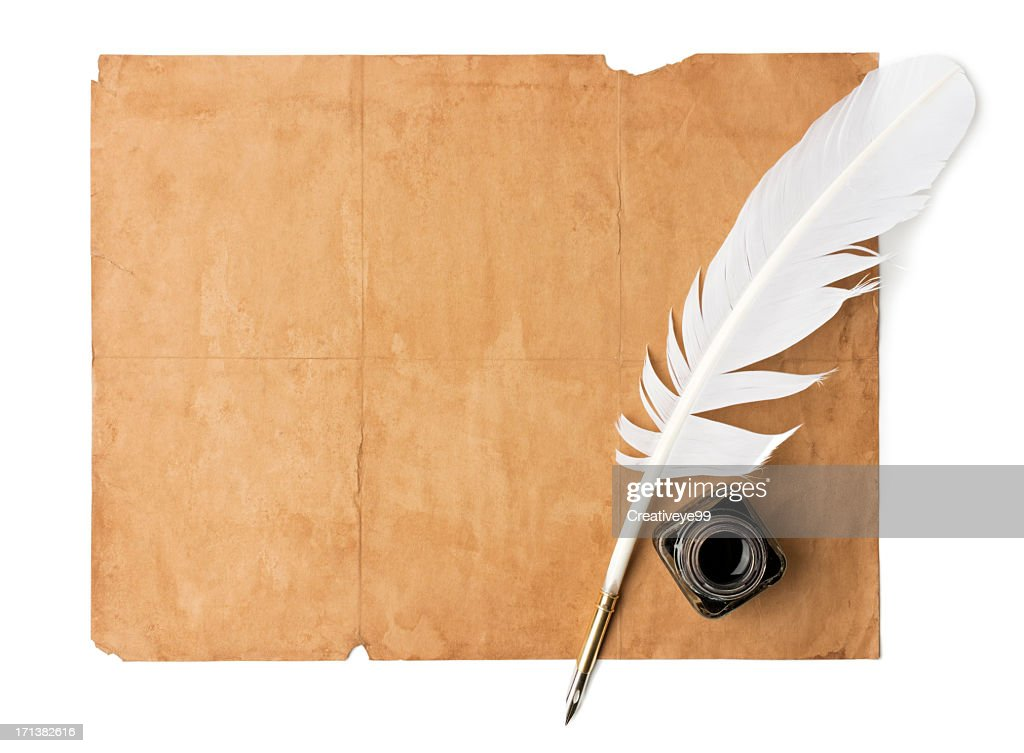 Quill Stock Photos and Pictures | Getty Images