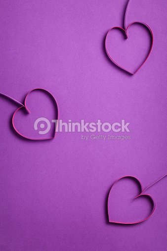 Quilling paper hearts like flowers stock photo thinkstock quilling paper hearts like flowers stock photo mightylinksfo