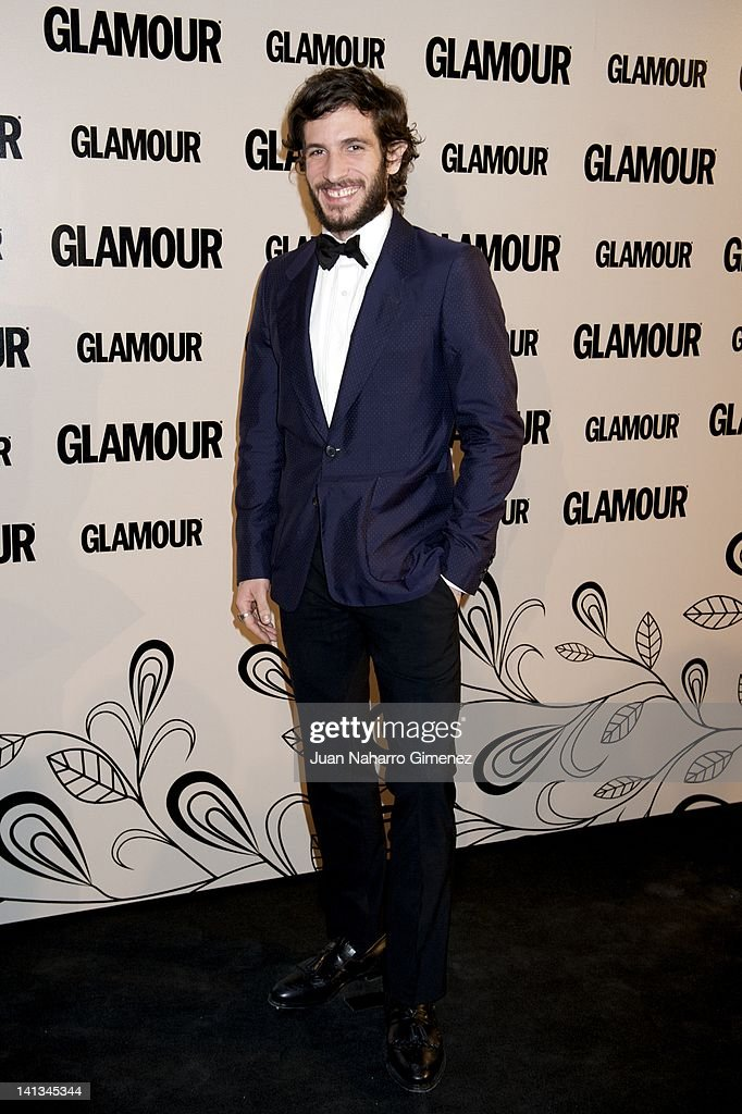 <a gi-track='captionPersonalityLinkClicked' href=/galleries/search?phrase=Quim+Gutierrez&family=editorial&specificpeople=4126293 ng-click='$event.stopPropagation()'>Quim Gutierrez</a> attends X Glamour Beauty Awards at Pacha Club on March 14, 2012 in Madrid, Spain.