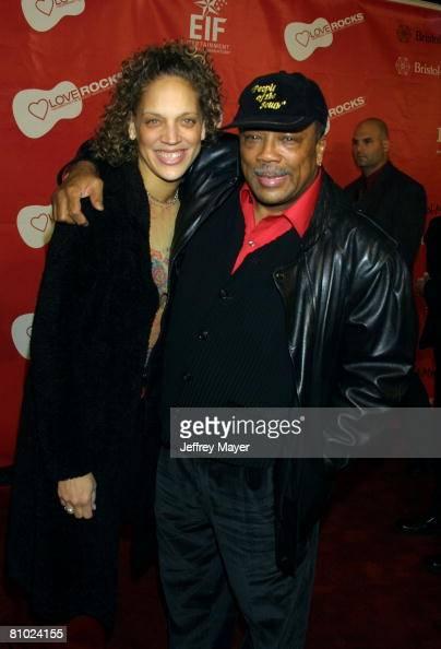 Quincy Jones daughter Martina