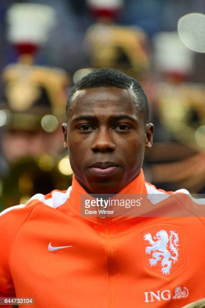 Quincy PROMES France / Pays Bas match amical Photo Dave Winter / Icon Sport