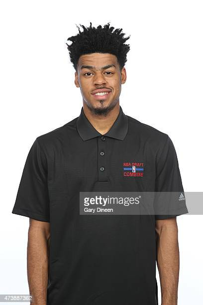 Quinn Cook poses for a headshot during the 2015 NBA Draft Combine on May 16 2015 at Northwestern Memorial Hospital in Chicago Illinois NOTE TO USER...