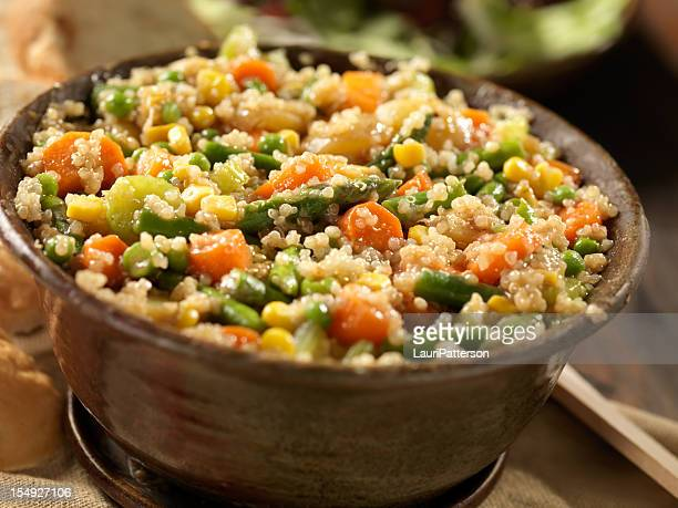 Quinoa and Vegetable Stew
