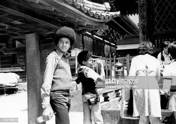 Jackson 5 In Japan