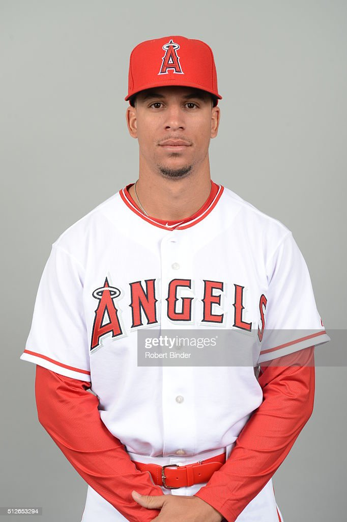 <a gi-track='captionPersonalityLinkClicked' href=/galleries/search?phrase=Quintin+Berry&family=editorial&specificpeople=6772125 ng-click='$event.stopPropagation()'>Quintin Berry</a> #37 of the Los Angeles Angels poses during Photo Day on Friday, February 26, 2016 at Tempe Diablo Stadium in Tempe, Arizona.