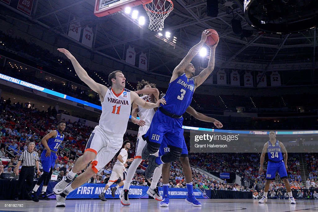 NCAA Basketball Tournament - First Round - Raleigh