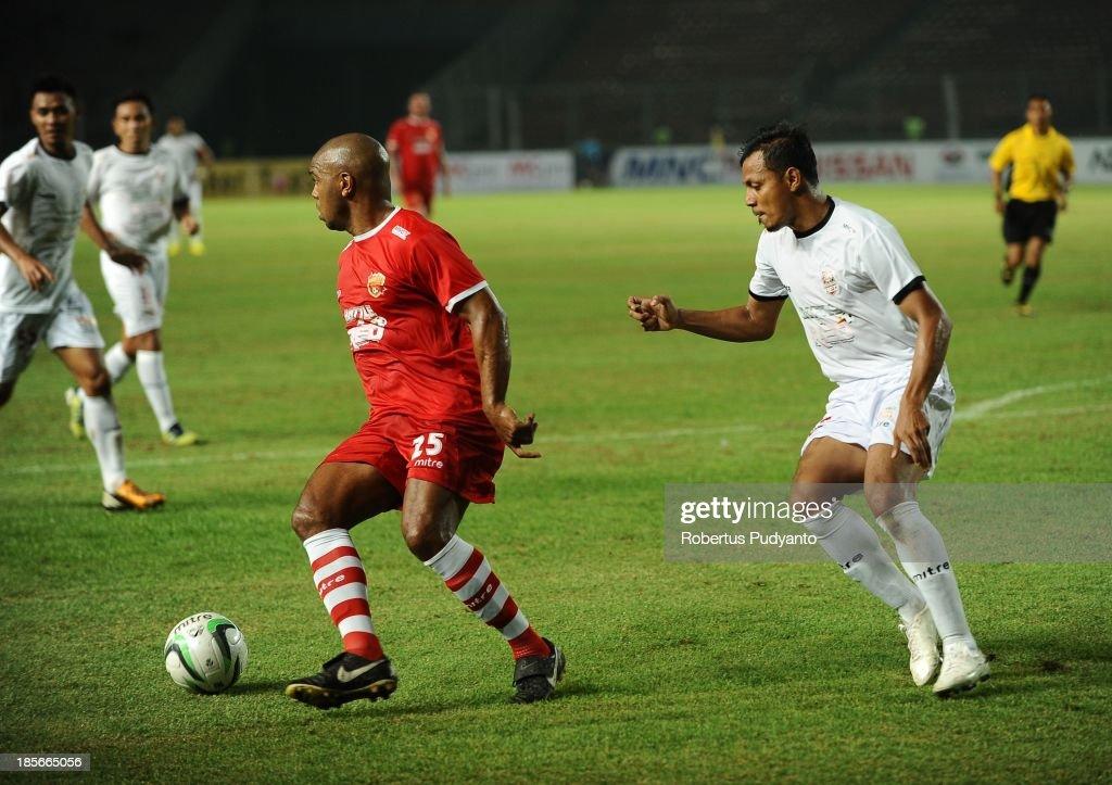 Indonesia Red v Manchester United Legends