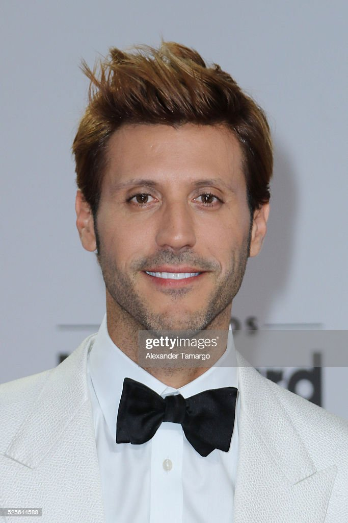Quique Usales attends the Billboard Latin Music Awards at Bank United Center on April 28, 2016 in Miami, Florida.