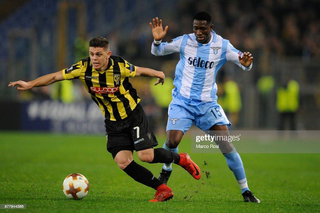 SS Lazio v Vitesse - UEFA Europa League