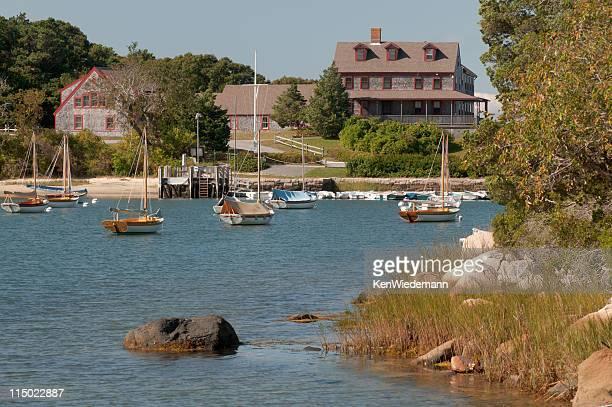 Quissett Harbor House