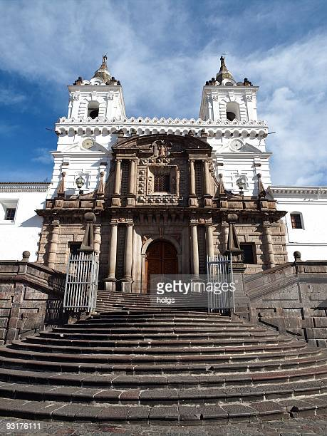 Quito, Ecuador-monasterio de San Francisco