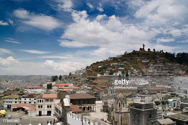 Quito: Hills