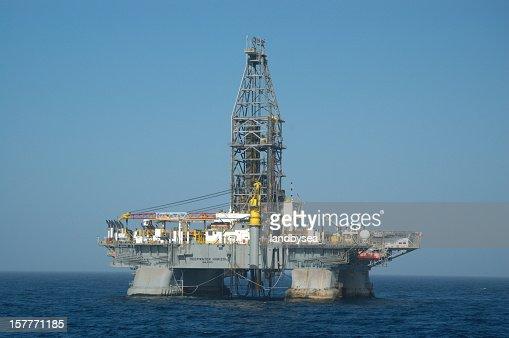 """""""Deepwater Horizon"""" Offshore oil rig"""