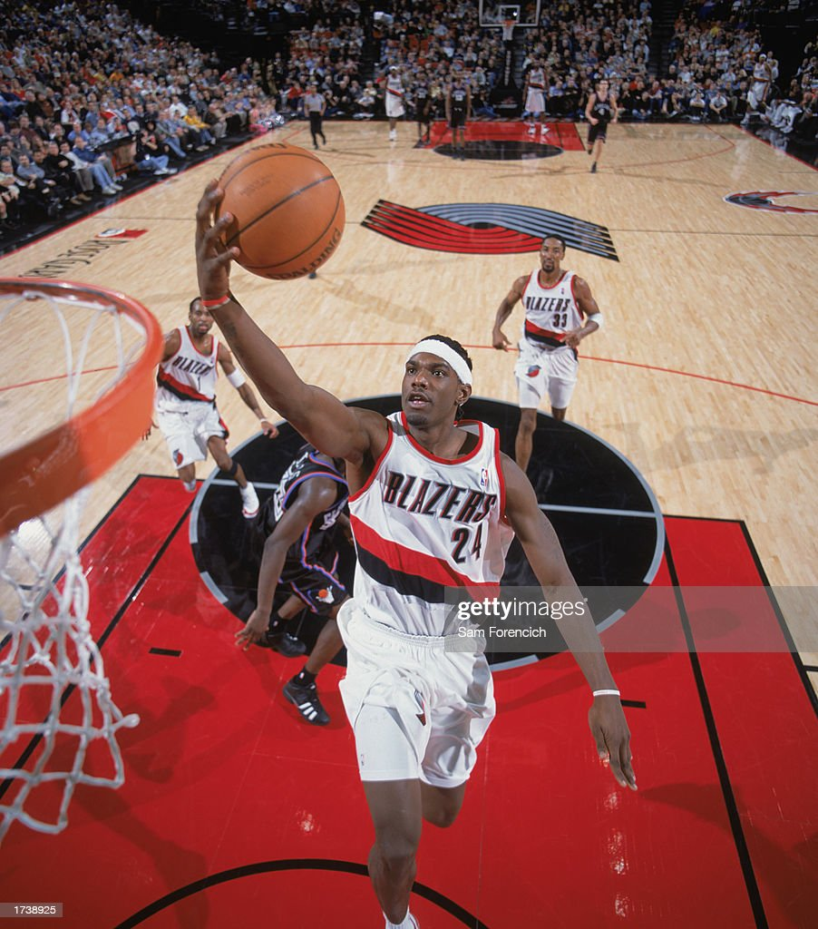 Portland Nba: Cleveland Cavaliers V Portland Trail Blazers