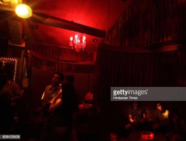 Ra Nightout the bar in the Voyeur Lounge