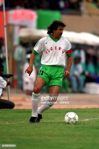 Rabah Madjer Algeria
