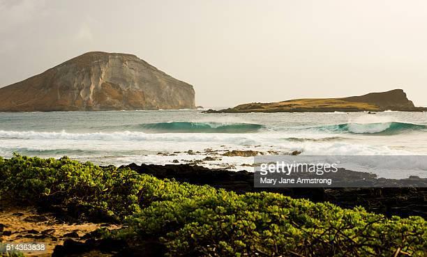 Rabbit Island and Kaohikaipu Island