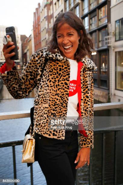 Rabea Schif attends the UZwei Store Opening on September 6 2017 in Hamburg Germany