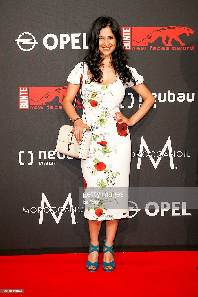 Rabeah Rahimi attends the New Faces Award Film 2016 at ewerk on May 26, 2016 in Berlin, Germany.