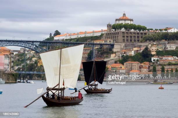 Rabelos Boat
