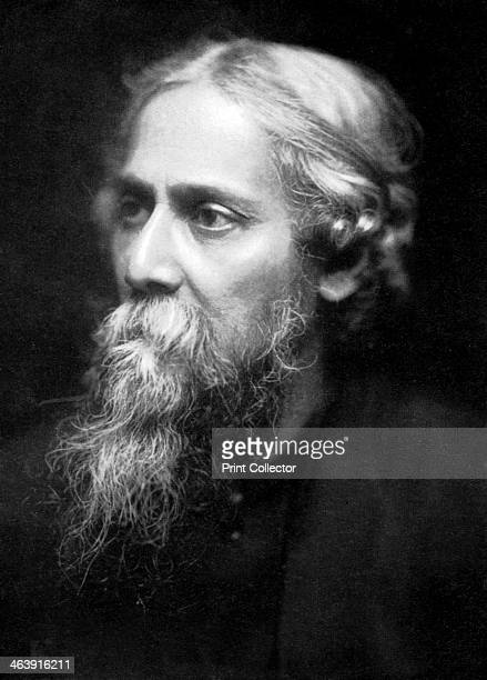 Rabindranath Tagore Indian philosopher and poet c19301941