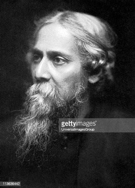 Rabindranath Tagore Indian philosopher and poet