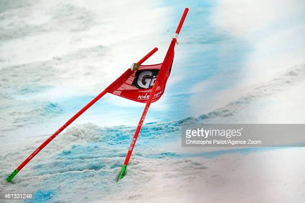Race Canceled during the Audi FIS Alpine Ski World Cup Women's SuperG on January 11 2015 in Bad Kleinkirchheim Austria