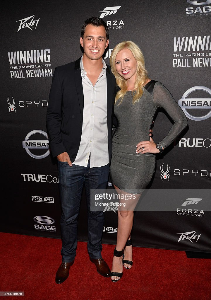 "Charity Screening Of ""WINNING: The Racing Life Of Paul Newman"" - Arrivals"
