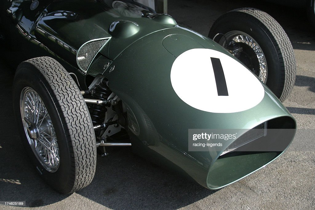 Race Car Number 1