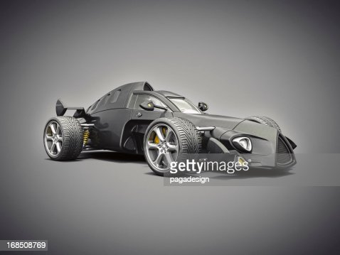 race car : Stock Photo