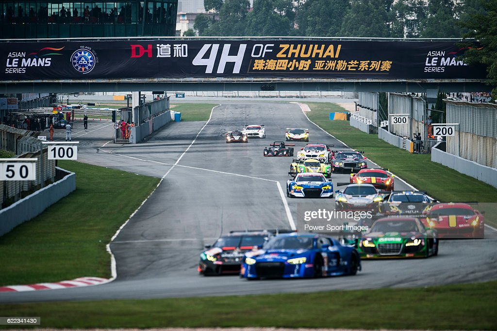Asian Le Mans Series Round Pictures Getty Images