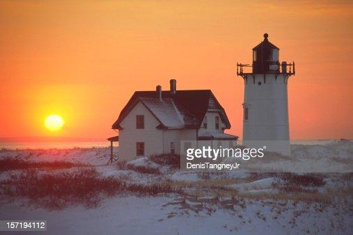 Race Point Lighthouse Cape Cod