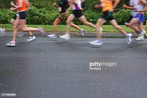 5 K- 10-Kilometer-Lauf starten