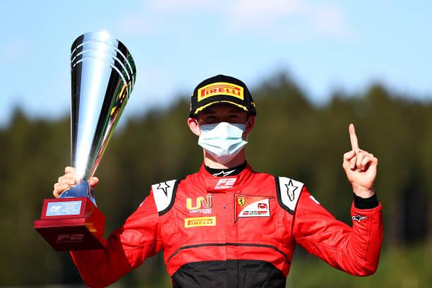 AUT: Formula 2 Championship - Round 1:Spielberg - First Race