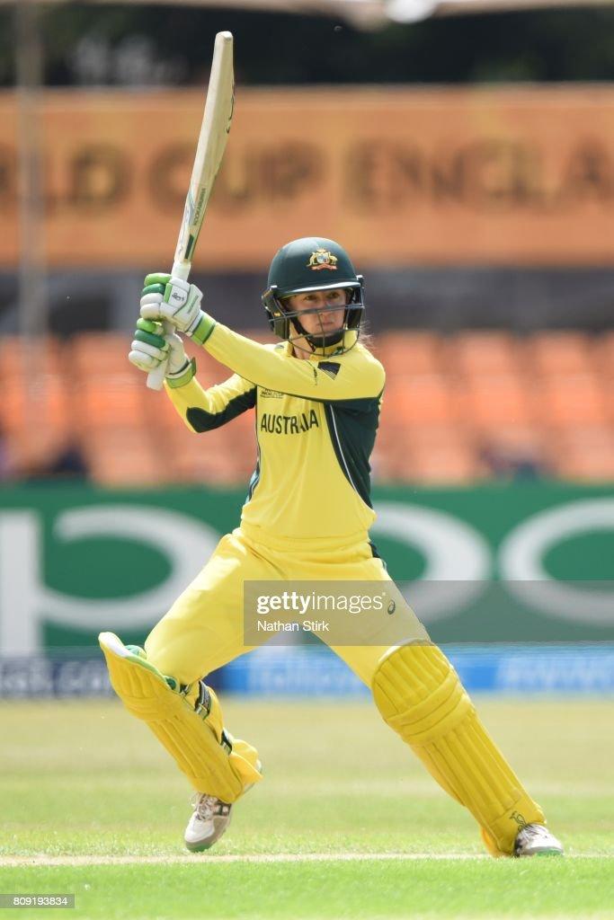 Pakistan v Australia - ICC Women's World Cup 2017