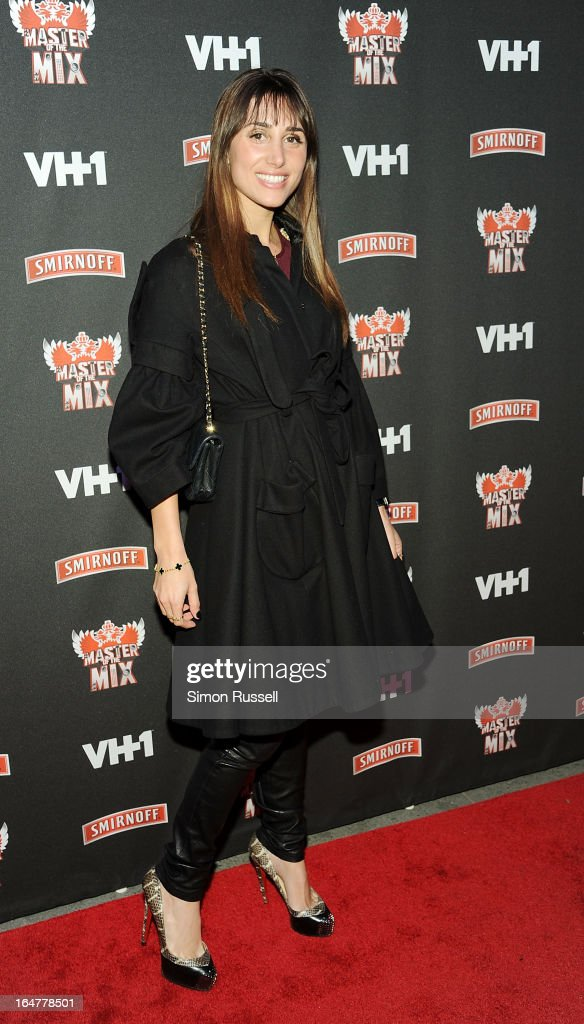 Rachael Heller attends the 'Masters Of The Mix' Season 3 Premiere at Marquee on March 27, 2013 in New York City.