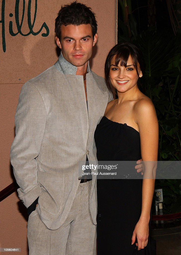 Rachael Leigh Cook and Daniel Gillies during 11th Annual Diversity Awards at Beverly Hills Hotel in Beverly Hills California United States