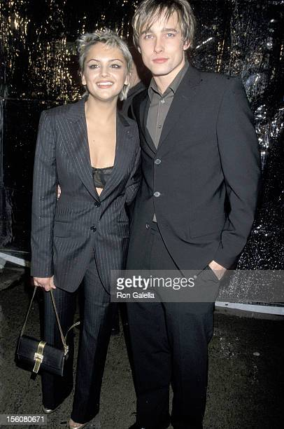 Rachael Leigh Cook and Jay Kenneth Johnson during World Premiere MGM's 'Antitrust' at Mann's Bruin Theatre in Westwood CA United States